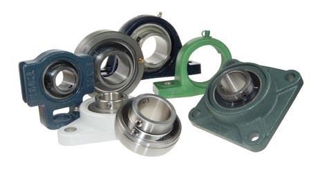 Vòng bi gối / Pillow Block Ball Bearings